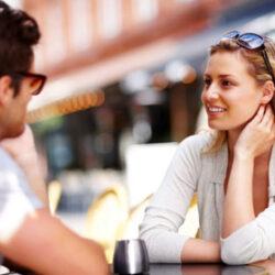 Вопрос из зала — О чем поговорить с девушкой?