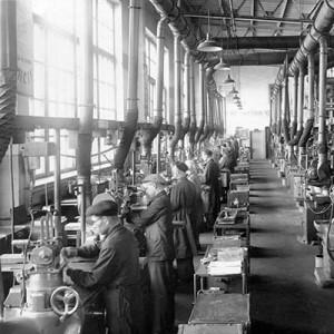 Психология в индустриальном обществе