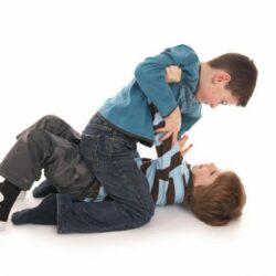16. Как инстинкт власти блокируется воспитанием?