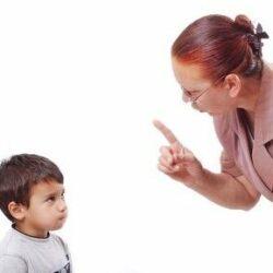Почему стесняюсь своего ребенка?