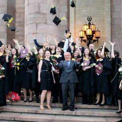 Куда вы пойдете учиться после университета?